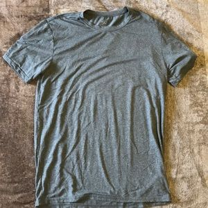 Lightweight Gray Athletic Shirt